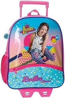Disney Soy Luna Roller Zone Zainetto per bambini, 33 cm, 9.8 liters, Multicolore (Multicolor) 48522M1