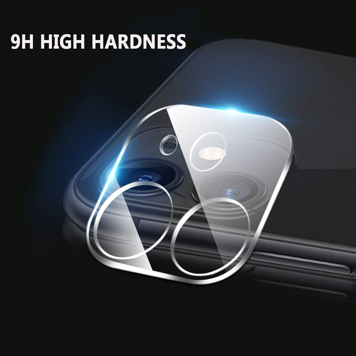 QULLOO Kamera Schutzfolie f/ür iPhone 11 Pro Max//iPhone 11 Pro, Kristallklar Kamera panzerglas Anti-Kratzen Kameraschutz f/ür iPhone 11 Pro Max//iPhone 11 Pro 2 St/ück