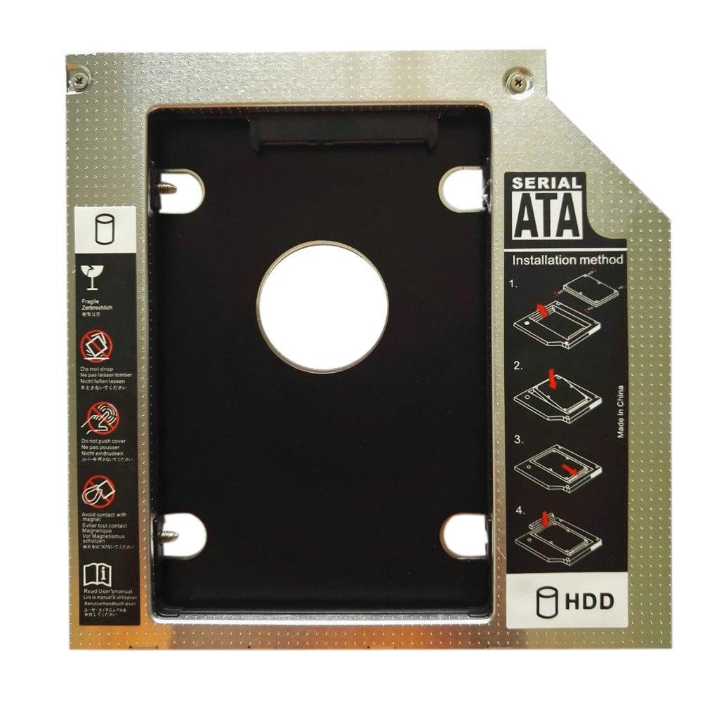 perfk - Disco Duro SATA SSD de 12,7 mm para CD/DVD-ROM: Amazon.es ...