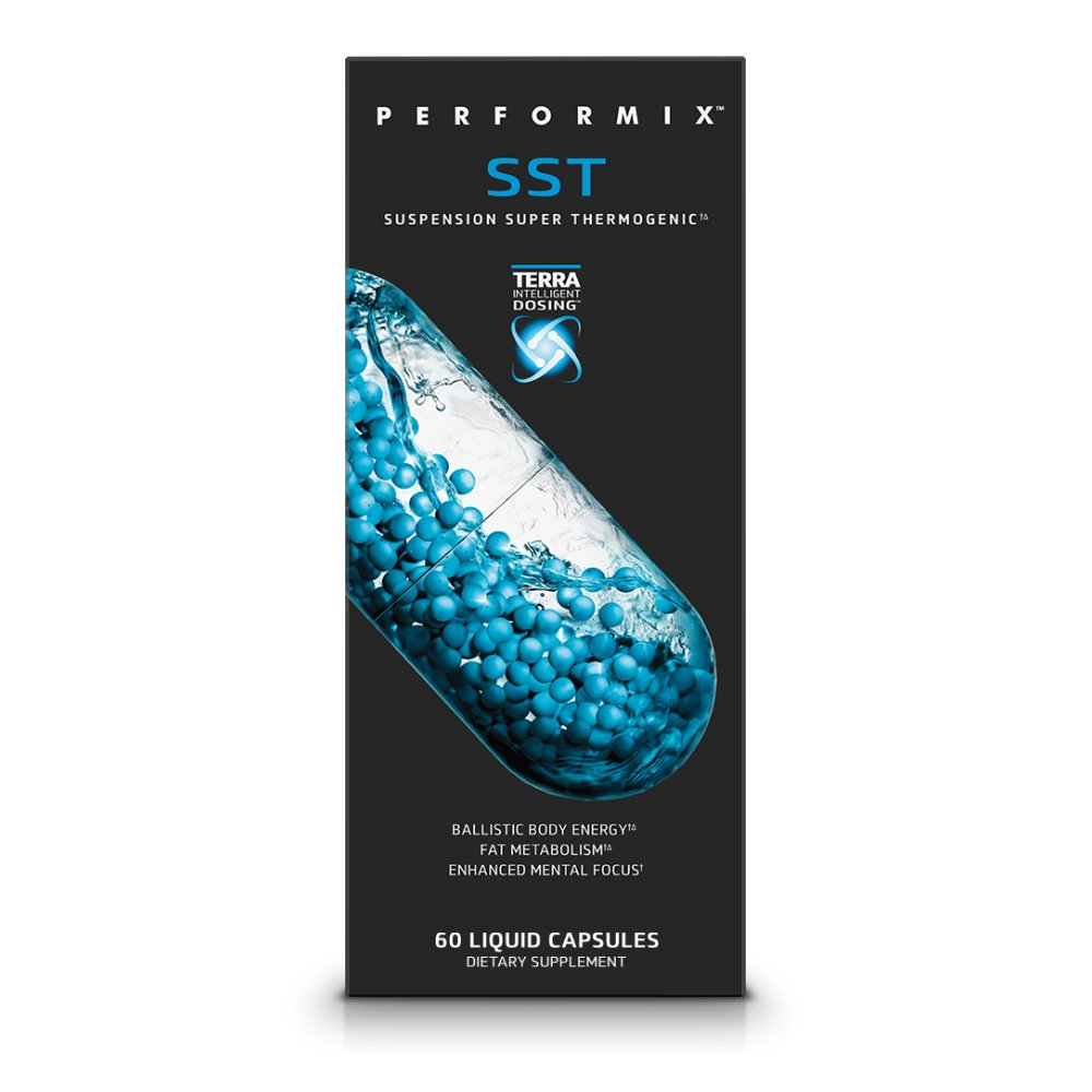 PERFORMIX SST Suspension Super Thermogenic, Energy, Fat Burner, Mental Focus, 60 capsules