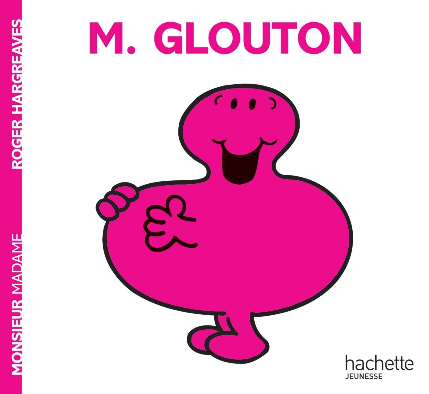 Amazon Fr Monsieur Glouton Roger Hargreaves Agnes