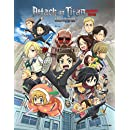 Attack on Titan: Junior High - The Complete Series (Limited Edition Blu-ray/DVD Combo)