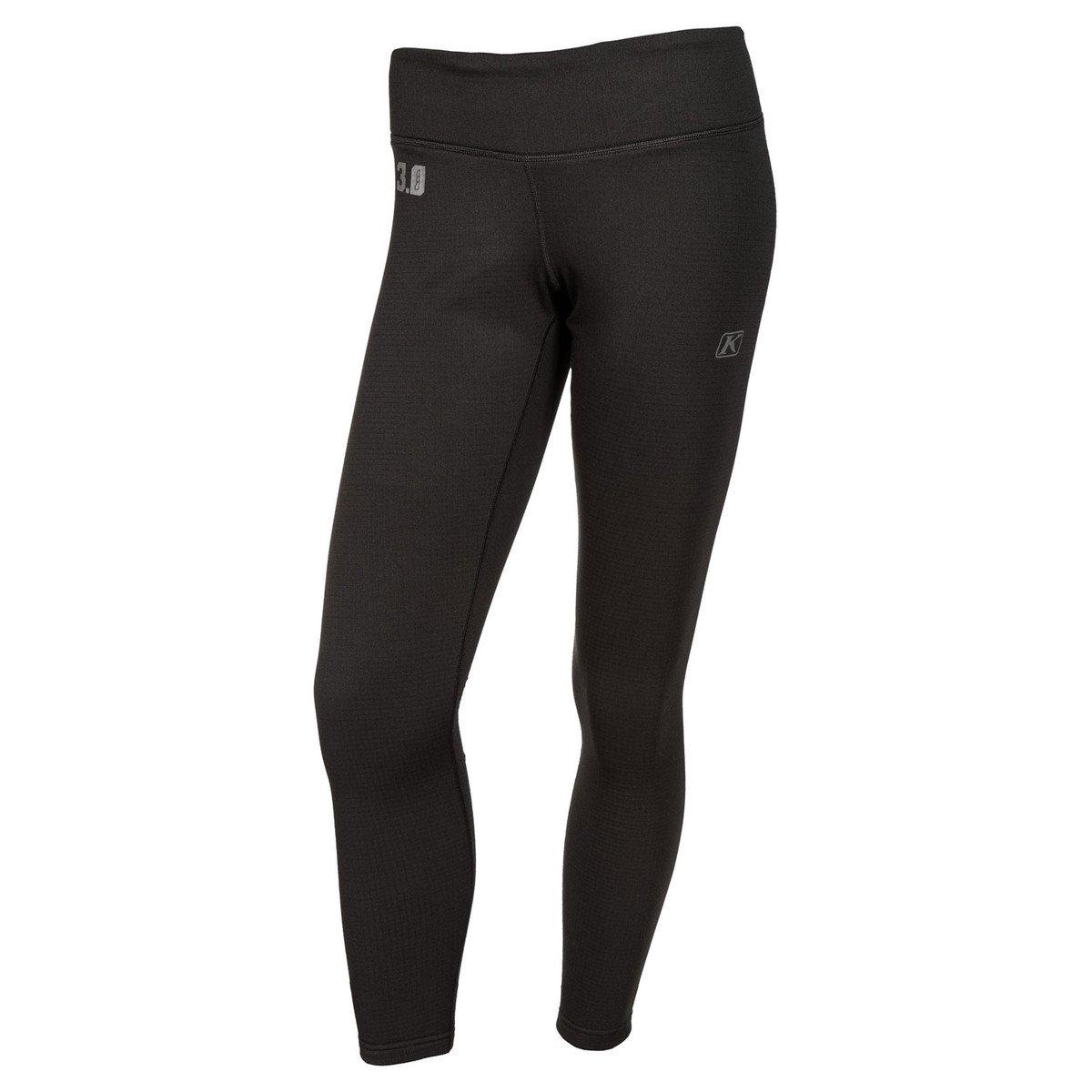 Klim Solstice 3.0 Pants Womens Undergarmentオフロード/ダートバイクBody Armor – ブラック L ブラック 3288-001-140-000 B01GSPQAUO ブラック L