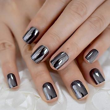 Meiyy Decoración De Uñas Brillante Bailarina Falso Nails
