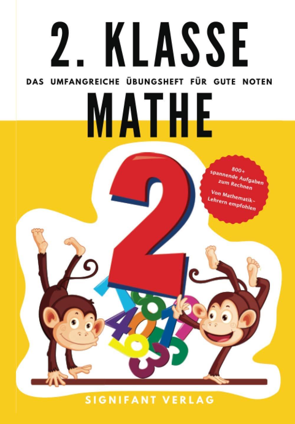 20. Klasse Mathe   Das umfangreiche Übungsheft für gute Noten 20+ ...