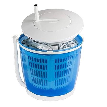 LLMLCF Mini Mano Lavadora Manual, Ropa para no eléctrica la ...