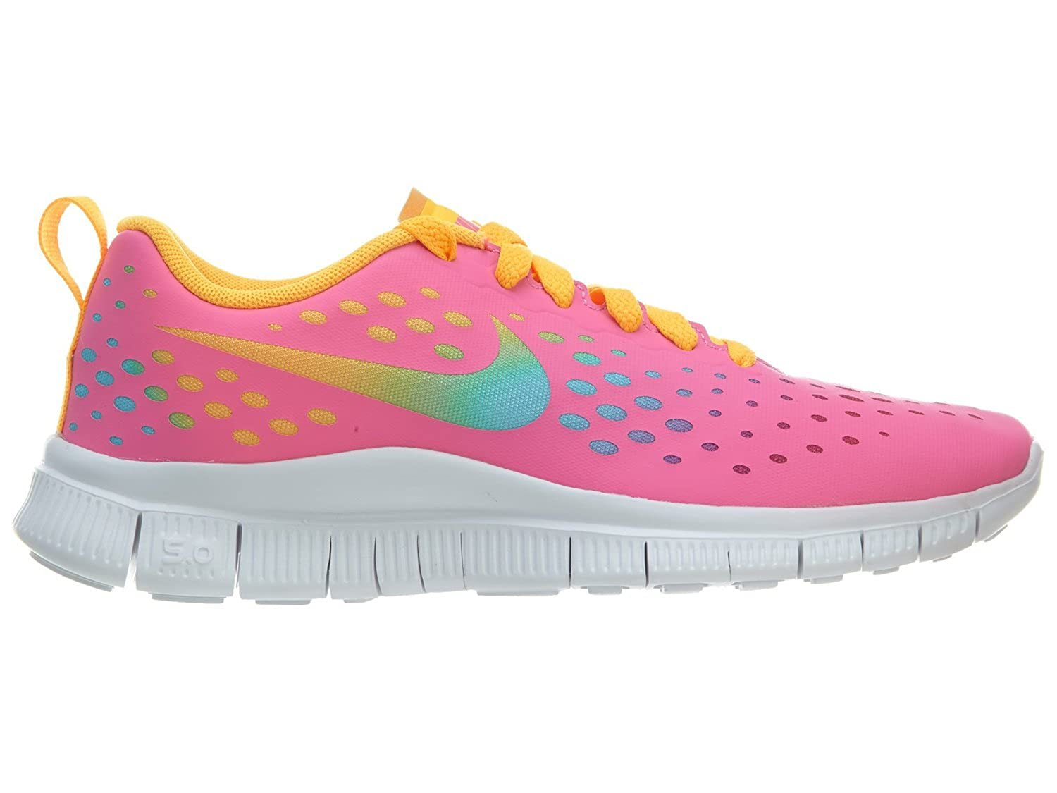 3a061986e9c9 Amazon.com  Nike Free Express Pink Kids Trainers Size 4.5Y US  Shoes