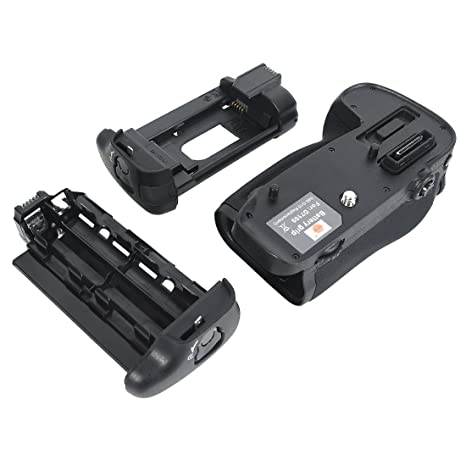 Amazon.com : DSTE Pro MB-D15 Vertical Battery Grip For Nikon D7100 D7200 SLR Digital Camera as EN-EL15 : Camera & Photo