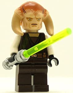 LEGO Star Wars Saesee Tiin Minifigure with Lightsaber