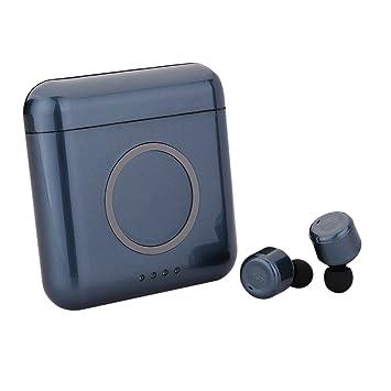 Docooler X4T TWS True Wireless Bluetooth 4.2 Auriculares Estéreo Música Manos Libres Soporte Conexión Multipunto Control Táctil 5200 mAh Banco de ...