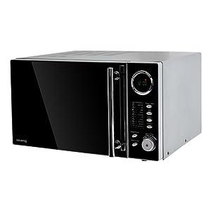 Bosch HMT75M451 Four micro-ondes 17 l 800 W Argent  (Import Allemagne  554bec0d3ad5