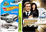 OCTOPUSSY James Bond Two-Disc DVD & Goldfinger Aston Martin Car 007 Set Hot Wheels Die-Cast Ultimate edition movie 2 discs