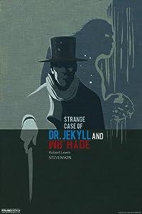 Pyramid America Dr Jekyll and Mr Hyde Robert Louis Stevenson Cool Wall Decor Art Print Poster 12x18