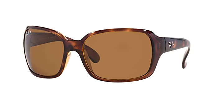 Amazon.com  New Ray Ban RB4068 642 57 Tortoise  Brown Classic B-15 ... ccad0d145d02