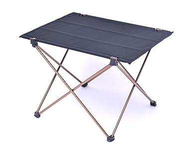 Mesa Portable Plegable Ultra Ligera al Aire Libre Que acampa 42 ...