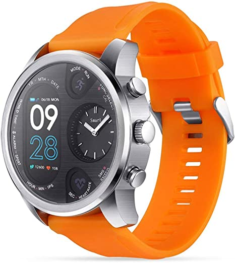 Candybarbar T3 Smart Watch Sports Reloj Digital IP68 Impermeable Fitness Tracker Gym Watch para Android y iOS ...