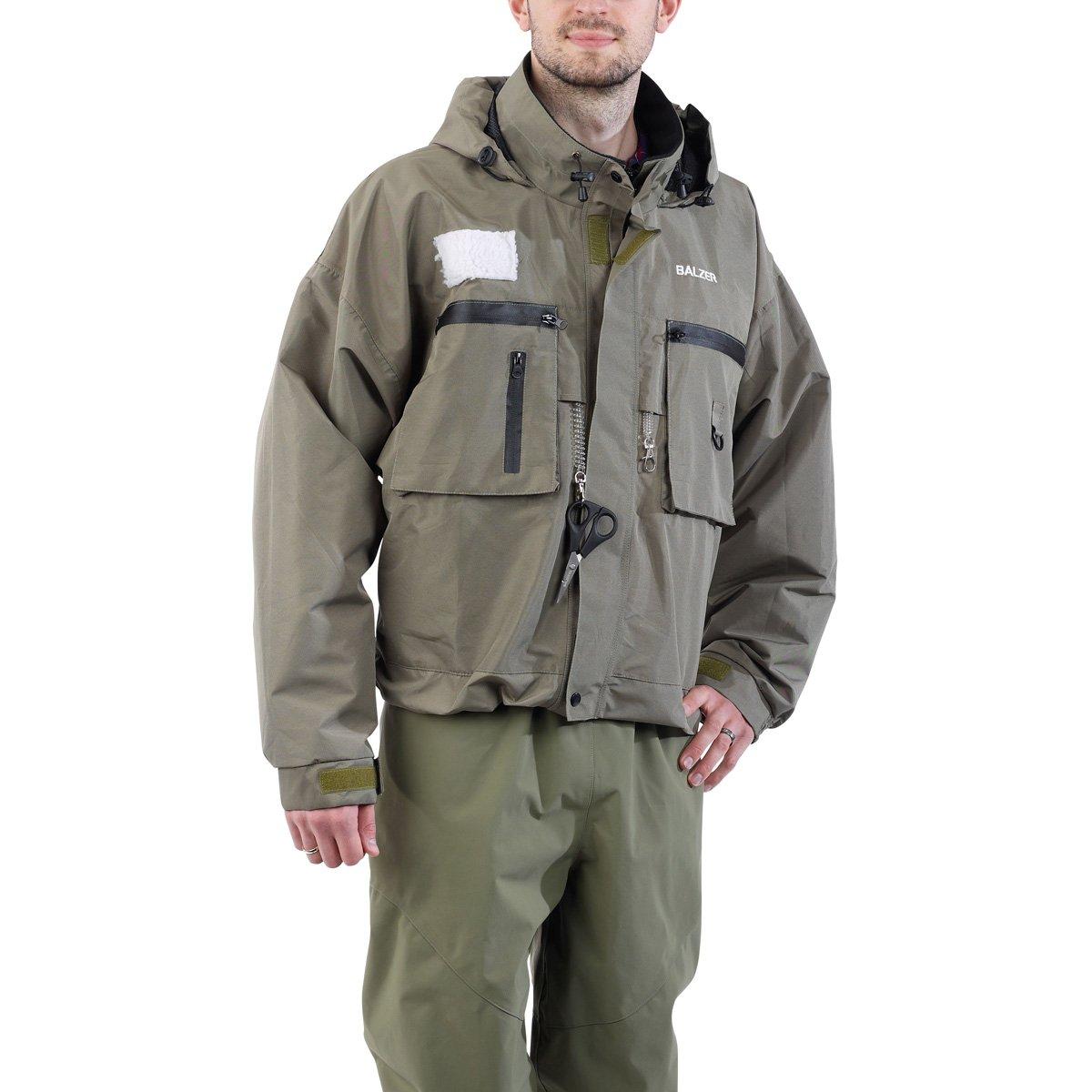 Balzer Atmungsaktive Atmungsaktive Atmungsaktive Watjacke B0777V57YW Jacken Qualitätsprodukte 9da4de