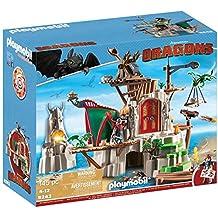 Playmobil How to Train Your Dragon Berk Building Kit