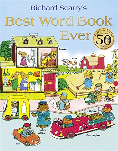 Best Word Book Ever (HarperCollins Children's Books)