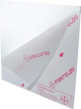 Polycarbonate 12 x 12-14 Clear Lexan Sheet