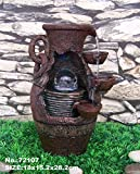 Water Fountain Like a Big Ceramic Vase