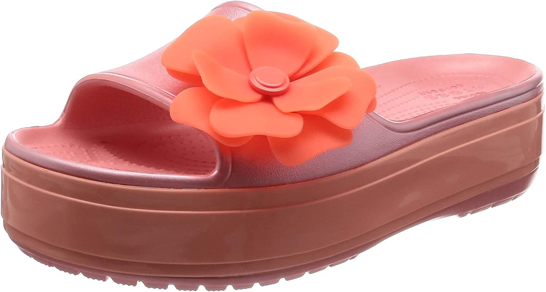 Crocs Crocband Seasonal Graphic Flip U Chaussures de Plage /& Piscine Mixte Adulte