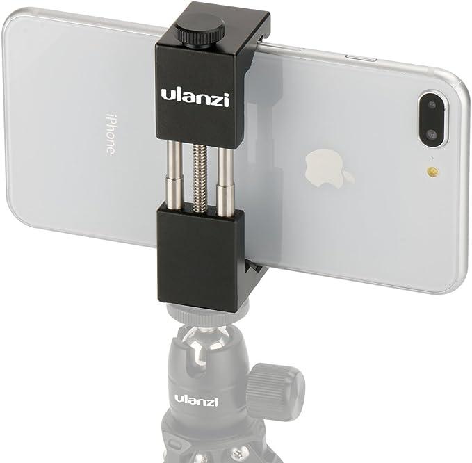 ULANZI ST-01 Aluminio Metal Teléfono trípode Universal Smartphone ...