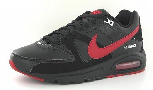 Nike Scarpe air max command colore nero con baffo rosso 2012