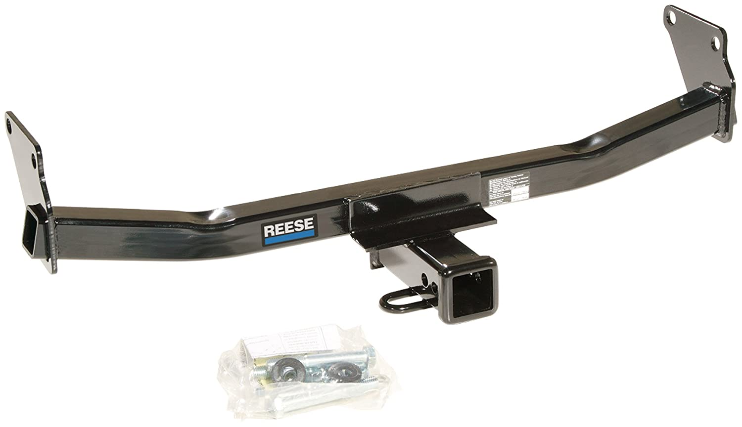 Reese Towpower 44661 Class Iii Custom Fit Hitch With 2 Reece Wiring Harness Toyota Square Receiver Opening Includes Plug Cover Automotive