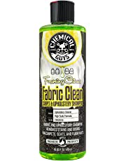 Chemical Guys CWS20316 Foaming Citrus Fabric Clean Carpet & Upholstery Shampoo (16oz), 16. Fluid_Ounces