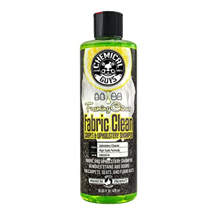 Amazon Com Chemical Guys Cws20316 Foaming Citrus Fabric Clean