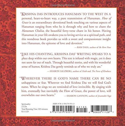 Amazon com: Flow of Grace: Chanting the Hanuman Chalisa