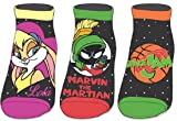 Space Jam - Pack of 3 Ankle Socks
