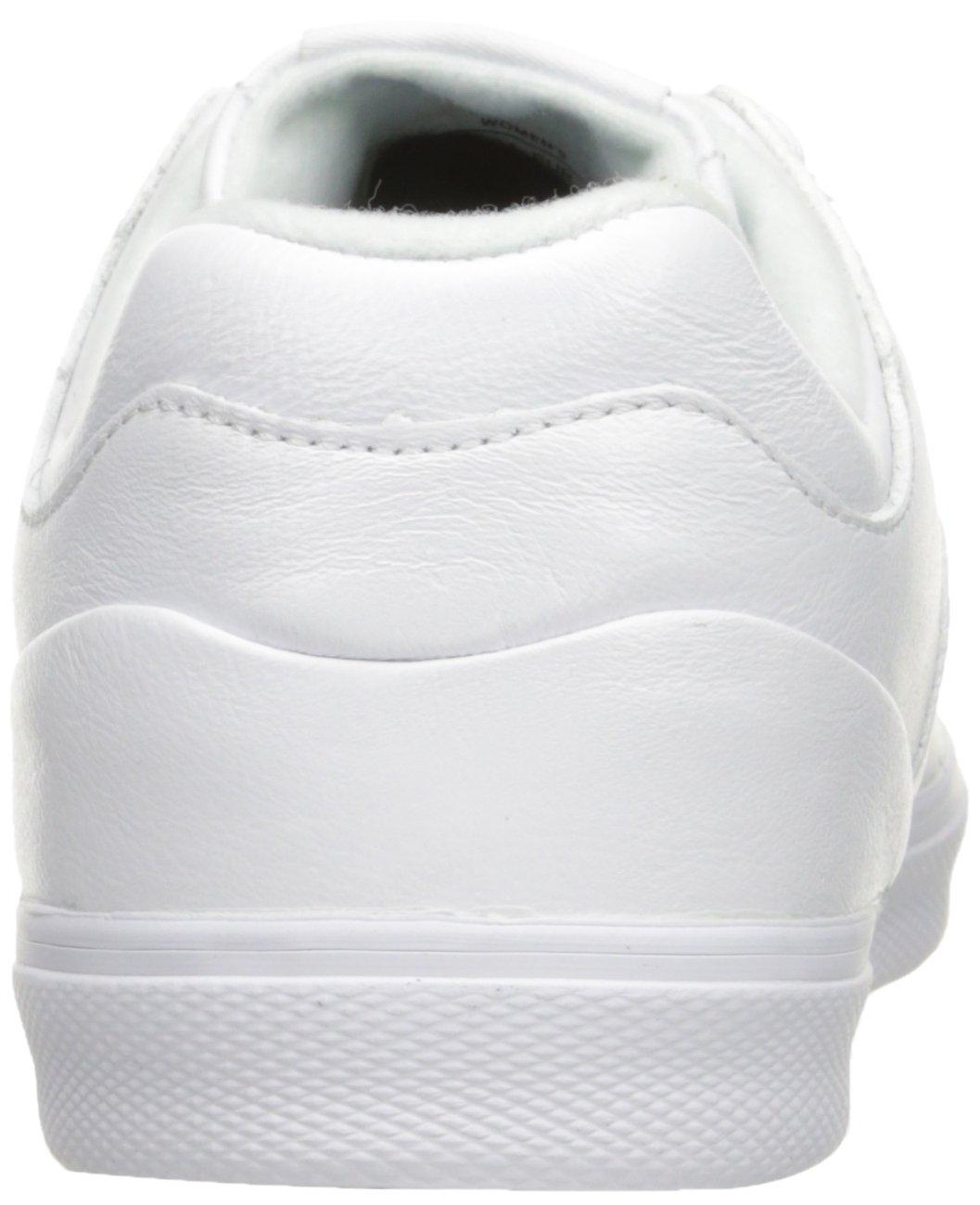 K-Swiss Women's Gstaad Neu Sleek Fashion Sneaker B01LX0JC2X 7 B(M) US|White/White Iridescent