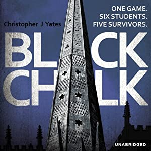 Black Chalk Audiobook