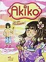 Akiko, tome 2 : Un été inoubliable par Cyrielle
