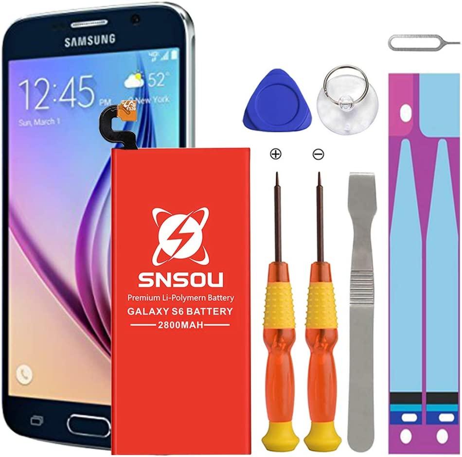 bateria Samsung Galaxy S6 SM-G920 G920V G920T G920A G920I