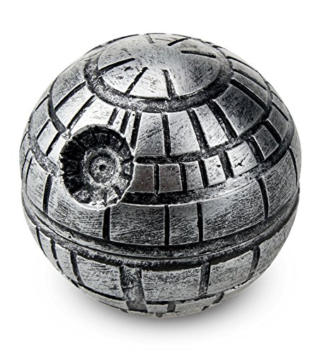Unishow Star Wars Death Star Grinder Weed - Magnetic 3 Piece 2.1