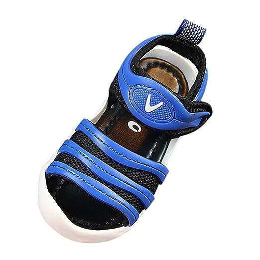 997573772e48f Amazon.com: Baby Toddler Girls Boys Beach Running Sport Sandals for ...