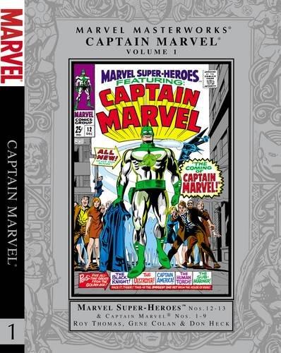captain marvel vol 1 - 9