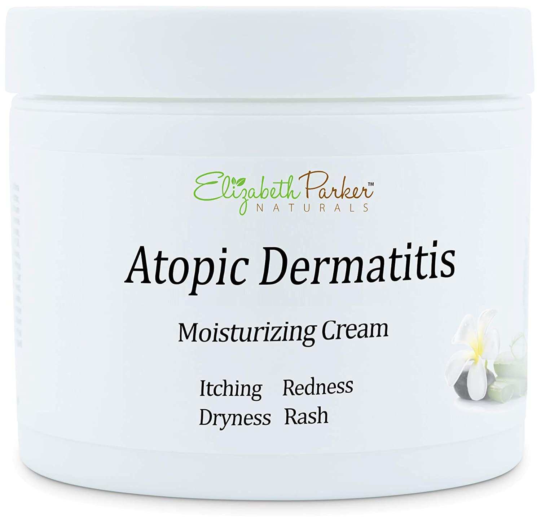 Atopic Dermatitis Antifungal Skin Cream with Organic Formula - Anti Itch  Cream and