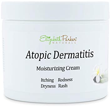 Atopic Dermatitis Antifungal Skin Cream with Organic Formula - Anti Itch  Cream and