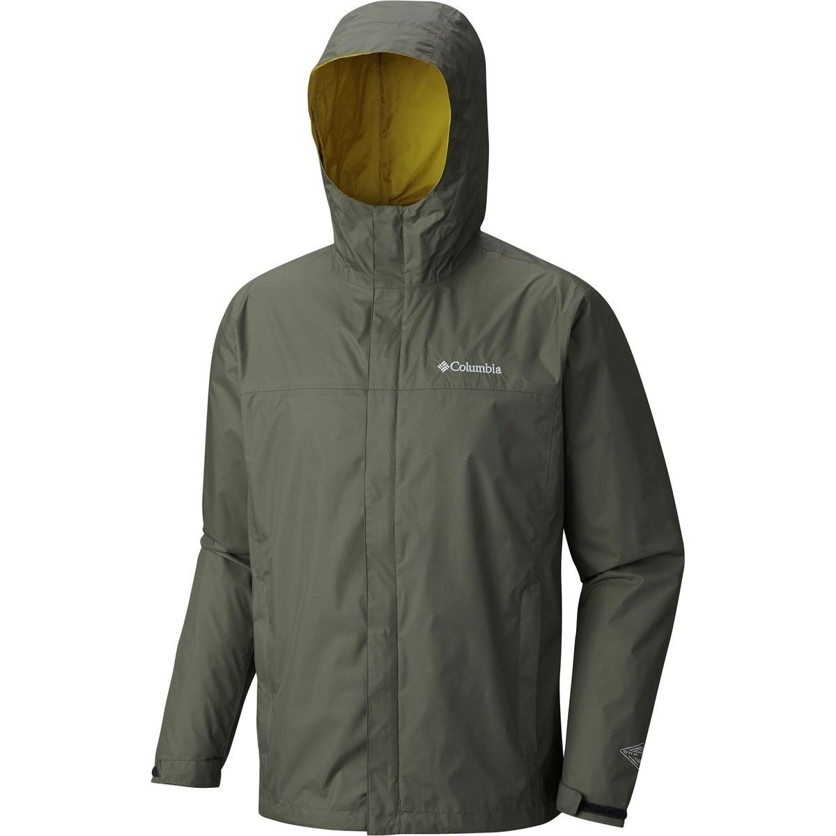 Columbia Men's Watertight Ii Jacket, Gravel, Large by Columbia (Image #3)