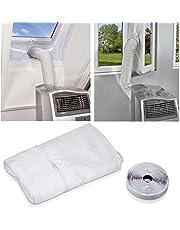 xiaoyi Joint de fenêtre pour climatiseur Mobile, AirLock, Compatible avec Tous Les climatiseurs et Tous Les tuyaux