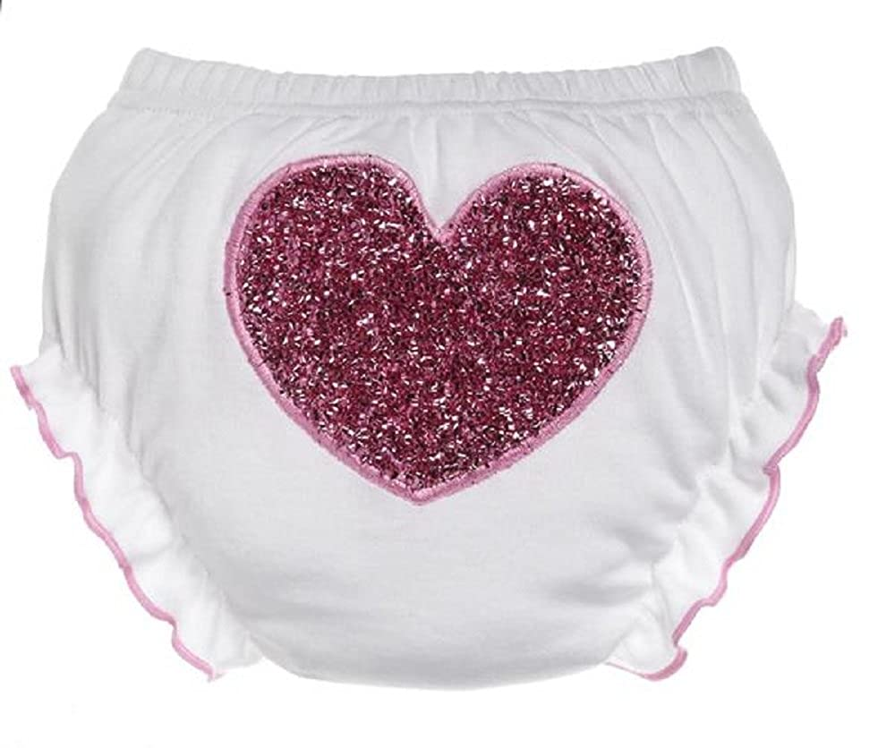 Ganz Baby Girl First Valentine's Day Seqin Heart Bloomers