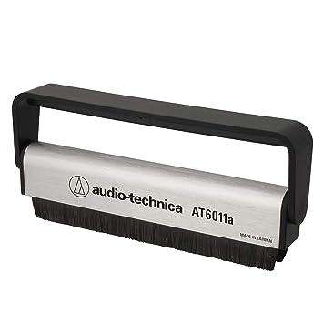 Amazon.com: AUDIO TECNICA - Cepillo limpiador de pulido de ...