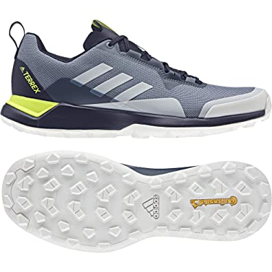 new concept 9ab3b 1756e adidas Mens Terrex CMTK Trail Running Shoes, Grey RawsteGreoneOrange, 5.5
