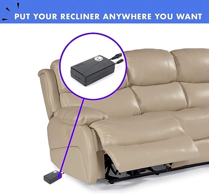 Amazon.com: Lifestyle - Batería para muebles de movimiento ...