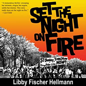 Set the Night on Fire Audiobook