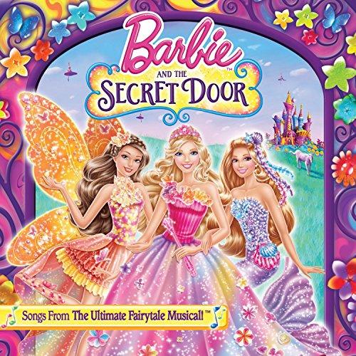 Barbie & The Secret Door [CD]